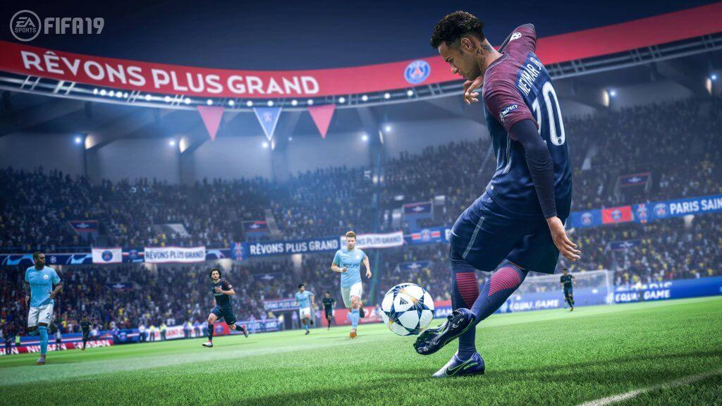 FIFA 19 crack