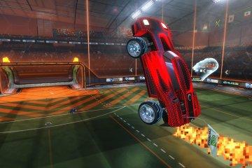 Rocket League free download wallpaper