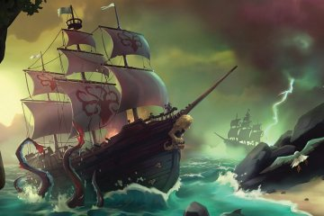 Sea of Thieves free download wallpaper