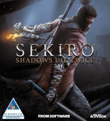 Sekiro Shadows Die Twice pc download