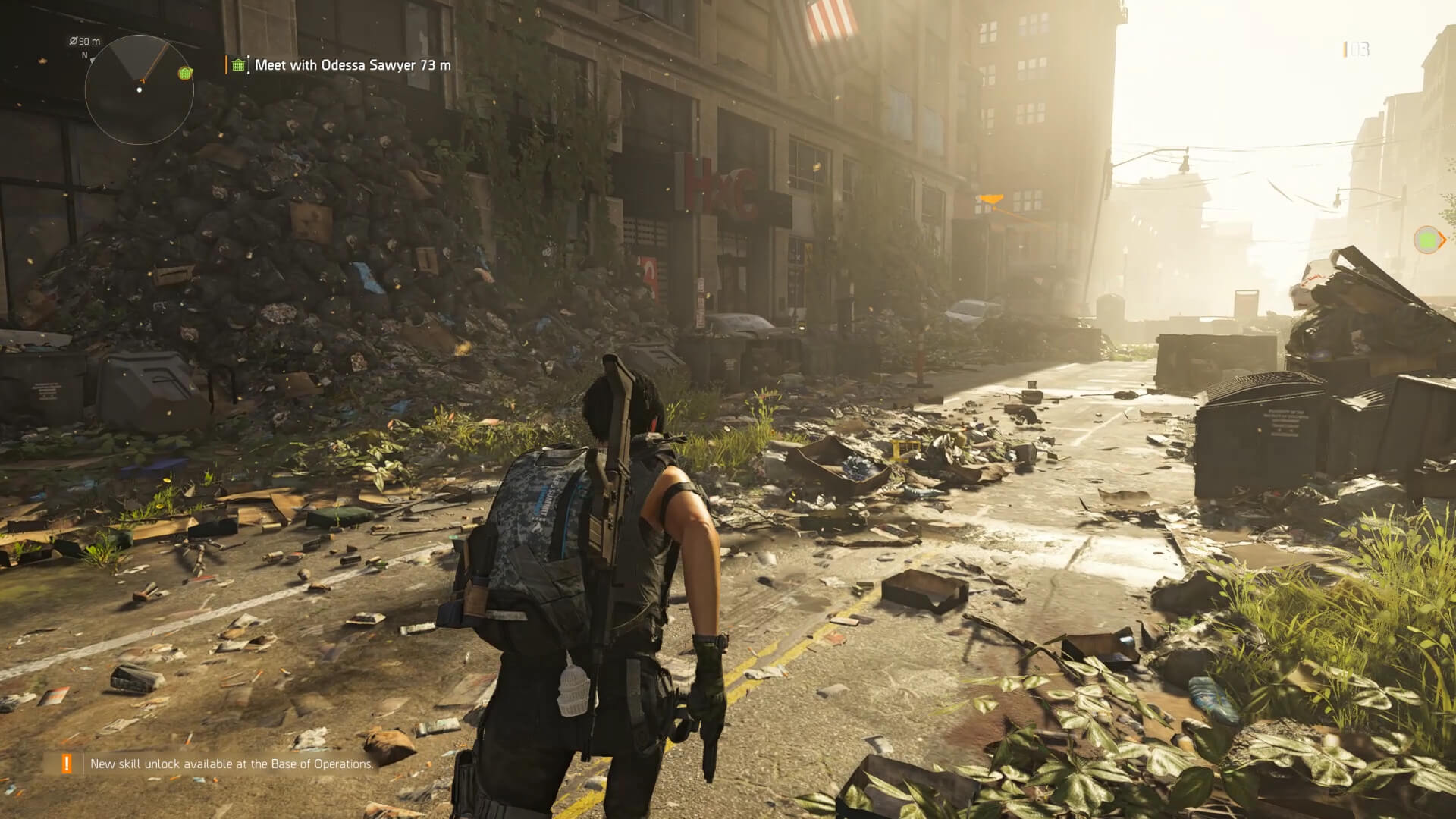 Tom Clancy's The Division 2 free download wallpaper