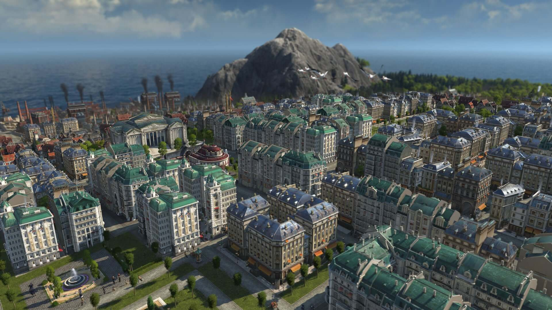Anno 1800 free download wallpaper