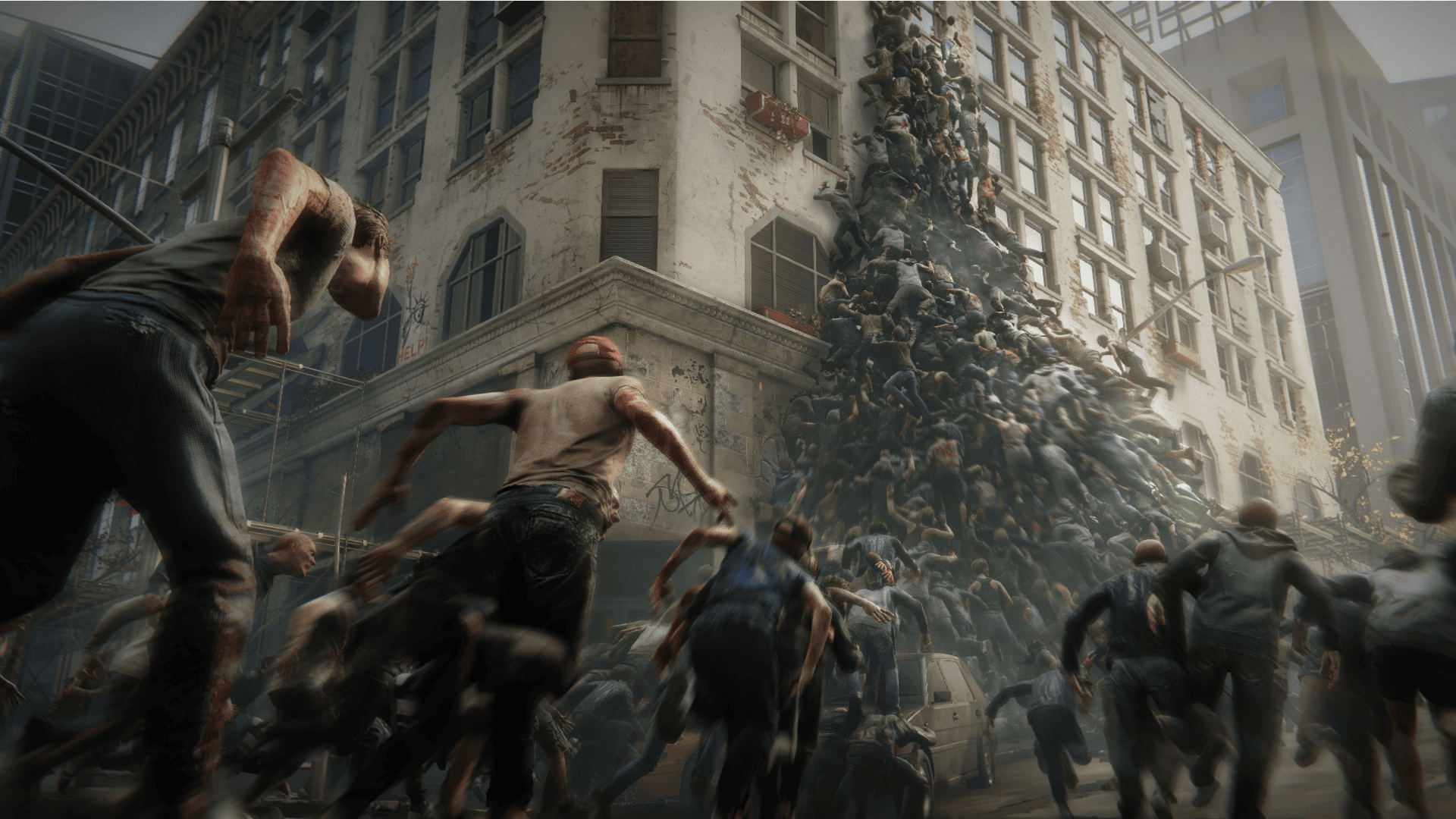 World War Z free download wallpaper