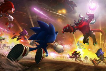 Sonic Forces crack