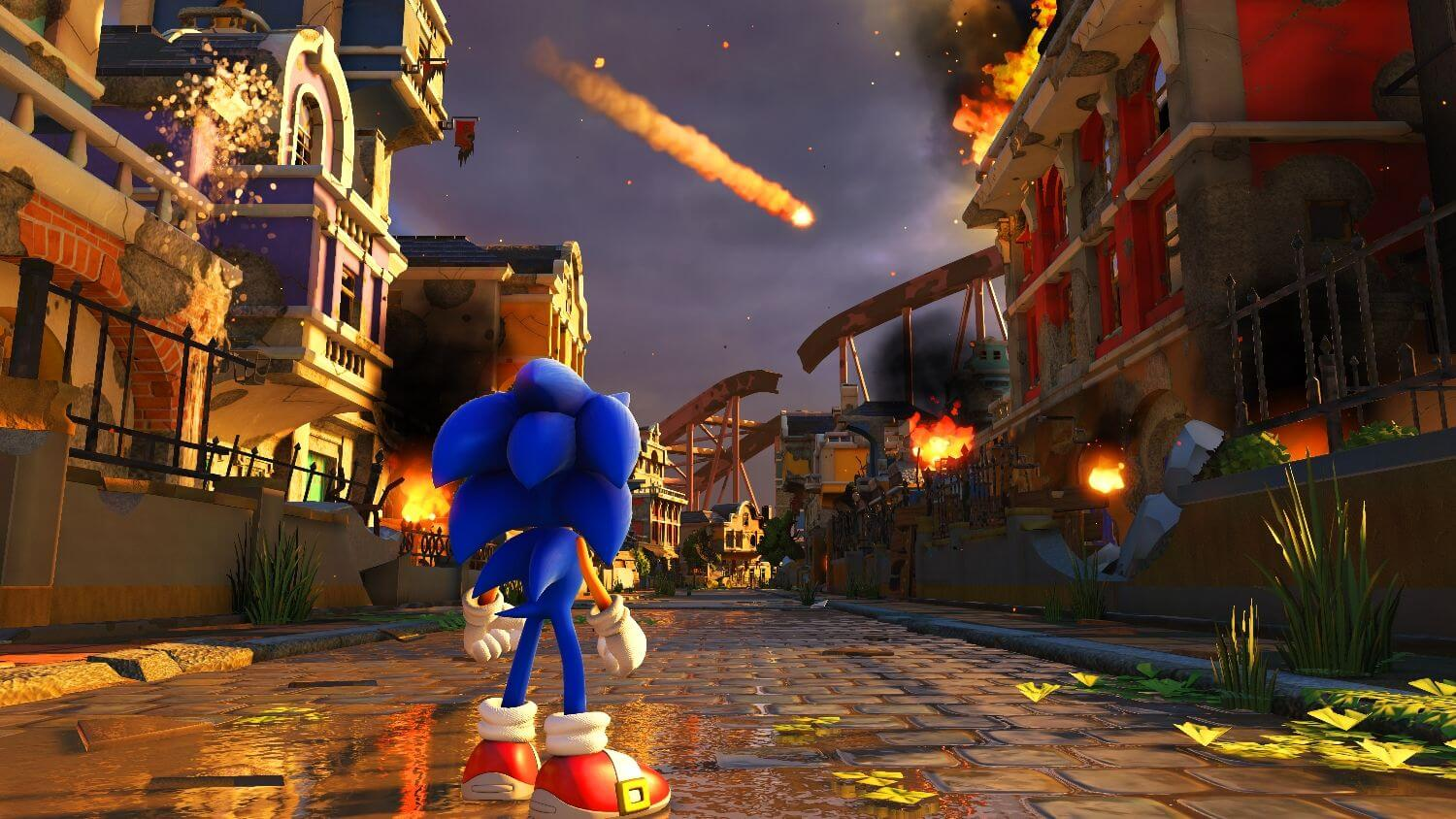 Sonic Forces free download wallpaper
