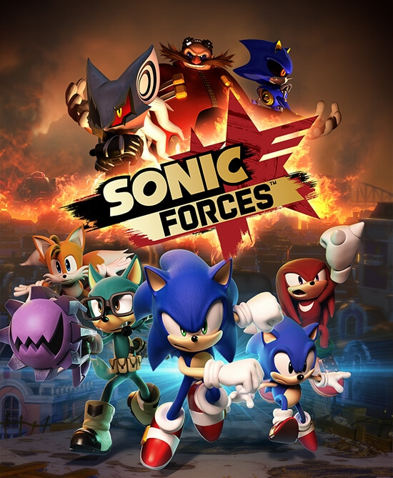 Sonic Forces pc download