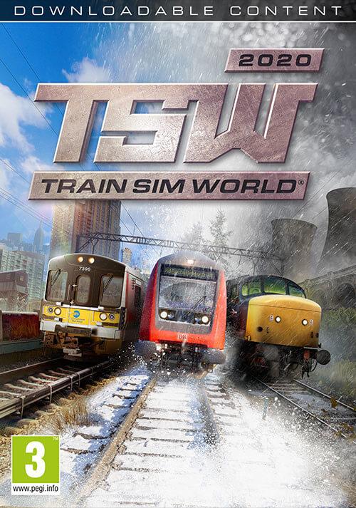 TRAIN SIM WORLD 2020 pc download