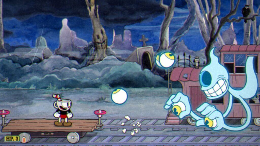 Cuphead free download wallpaper