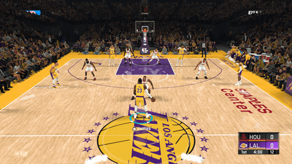 NBA 2K20 free download wallpaper