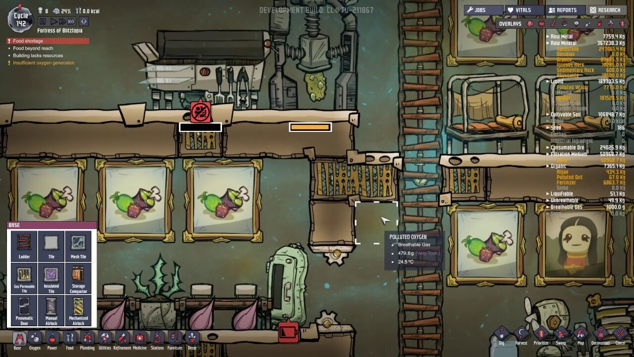 Oxygen not included free download wallpaper
