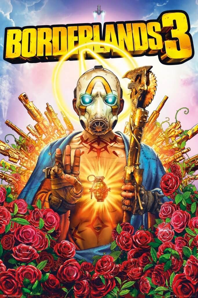 Borderlands 3 pc download