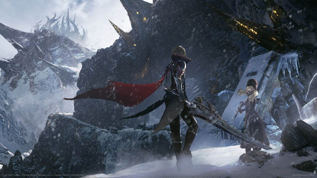 Code Vein free download wallpaper