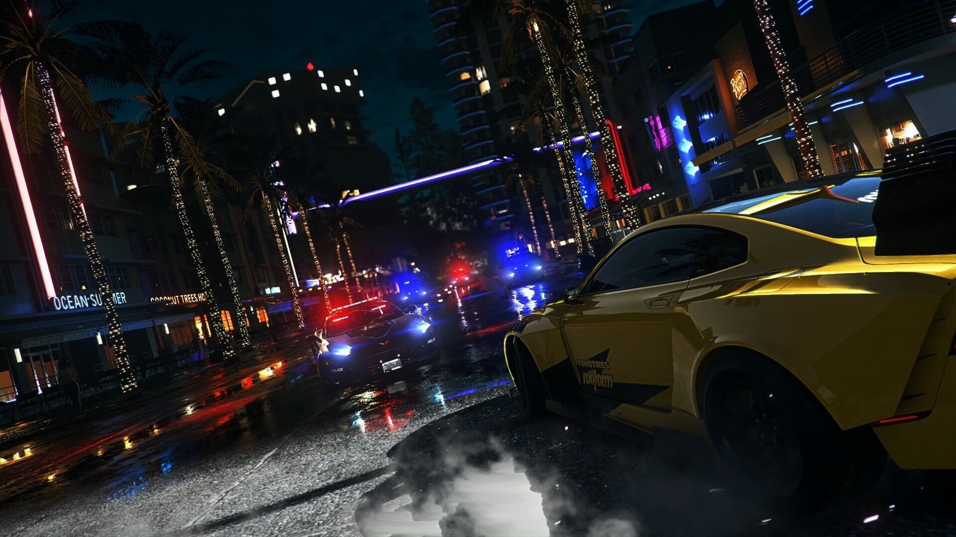 Need for Speed Heat download wallpaper