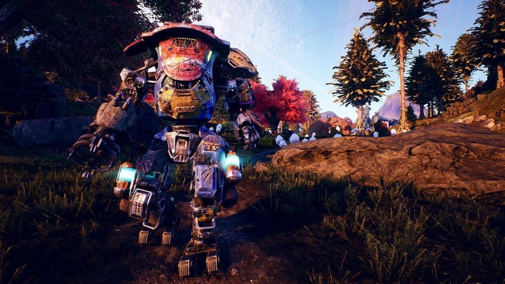 The Outer Worlds free download wallpaper