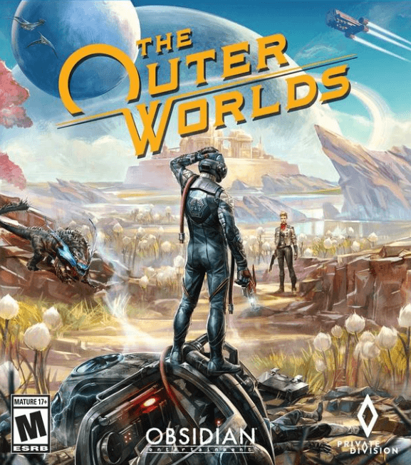The Outer Worlds pc download