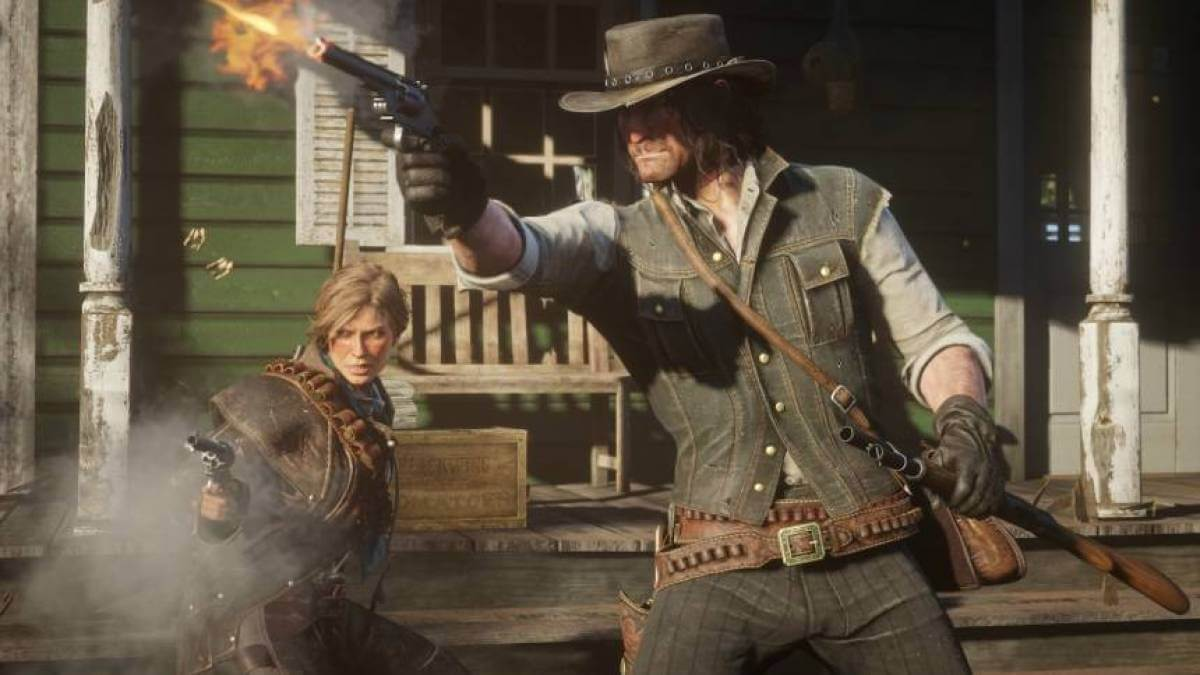 Red Dead Redemption 2 free download wallpaper