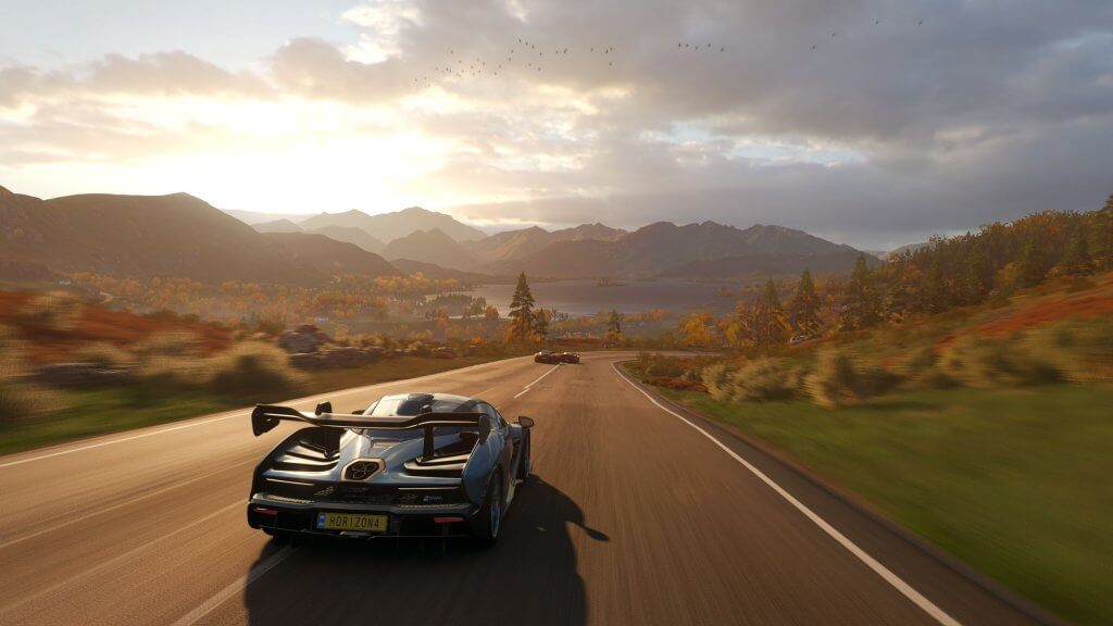 Forza Horizon 4 free download wallpaper