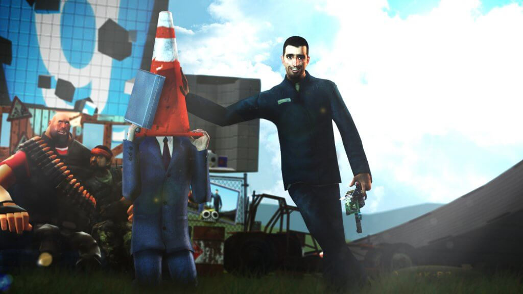 Garry's Mod free download wallpaper