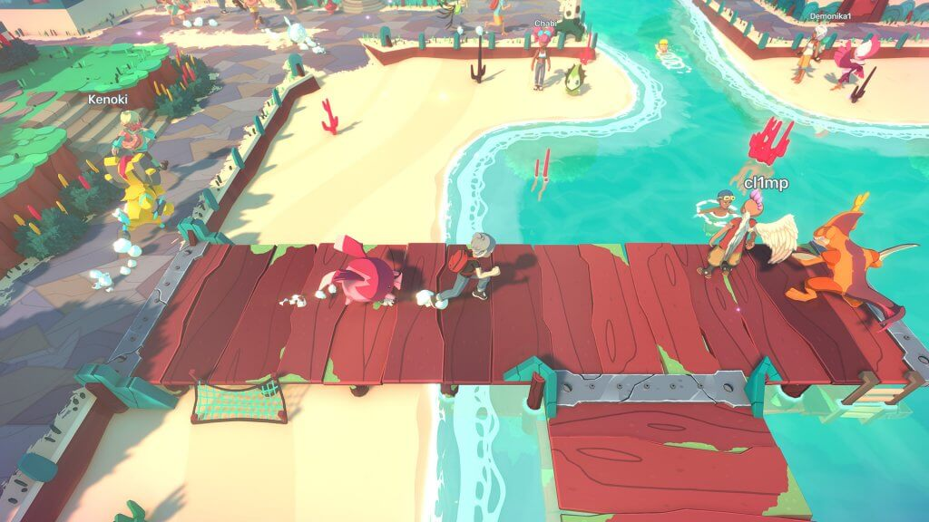 Temtem download wallpaper