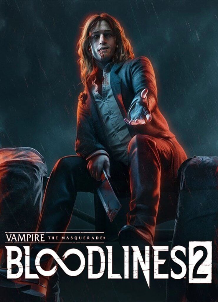 Vampire The Masquerade – Bloodlines 2 pc download