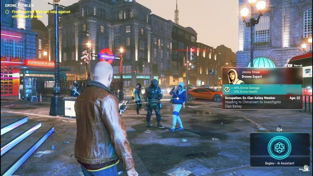 Watch Dogs Legion download wallpaper