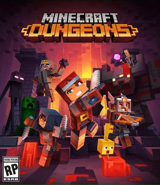 Minecraft Dungeons pc download