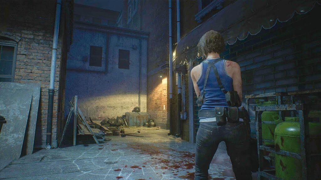 Resident Evil 3 crack