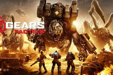 Gears Tactics download wallpaper