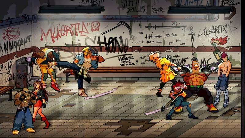 Streets of Rage 4 crack