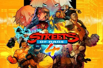 Streets of Rage 4 download wallpaper