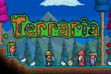 Terraria download wallpaper