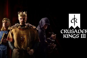 Crusader Kings III download wallpaper