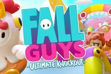 Fall Guys Ultimate Knockout download wallpaper