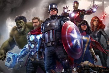 Marvel's Avengers download wallpaper