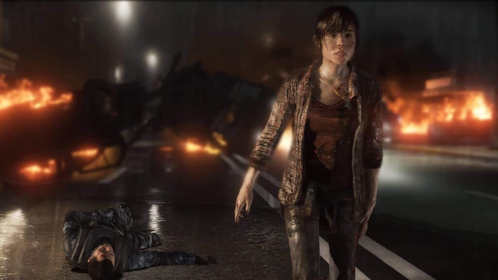 Beyond Two Souls crack