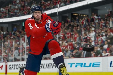 NHL 21 download wallpaper