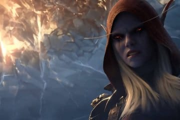 World of Warcraft Shadowlands download wallpaper