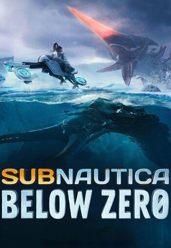 Subnautica Below Zero pc download