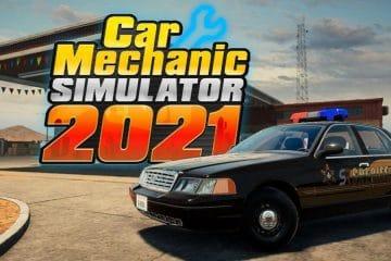 Car Mechanic Simulator 2021 download wallpaper